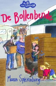 Paperback: De bollenbende - Manon Spierenburg