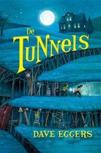 Gebonden: De tunnels - Dave Eggers