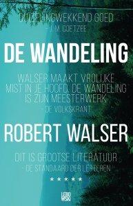 Paperback: De wandeling - Robert Walser