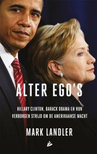 Paperback: Alter ego's - Mark Landler