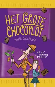Paperback: Het grote chocoplot - Chris Callaghan