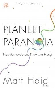 Paperback: Planeet Paranoia - Matt Haig
