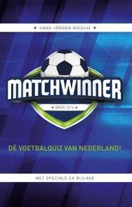 Paperback: Matchwinner - Hans-Jörgen Nicolaï