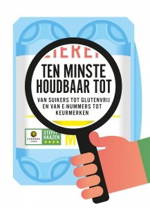 Paperback: Ten minste houdbaar tot - Steffi Haazen