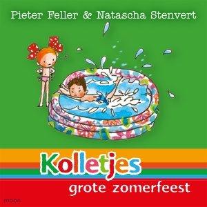 Audio download: Kolletjes grote zomerfeest - Pieter Feller & Natascha Stenvert