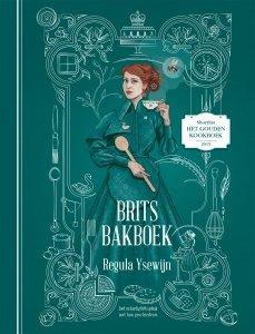 Gebonden: Brits bakboek - Regula Ysewijn