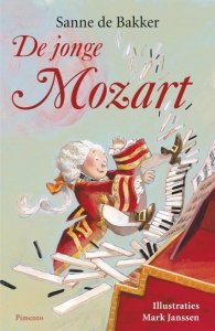 Paperback: De jonge Mozart - Sanne de Bakker