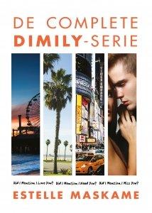 Digitale download: De complete DIMILY-serie - Estelle Maskame