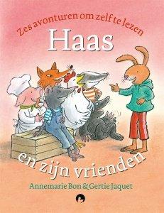 Gebonden: Haas en zijn vrienden - Annemarie  Bon