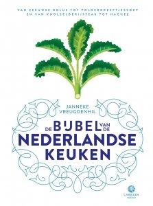Gebonden: De bijbel van de Nederlandse keuken - Janneke Vreugdenhil