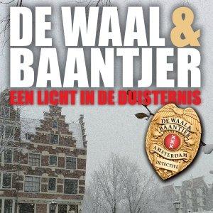 Audio download: Een licht in de duisternis - De Waal & Baantjer
