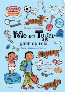 Gebonden: Mo en Tijger gaan op reis - Elisabeth Mollema