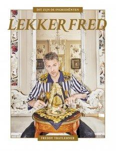 Paperback: Lekker Fred - Freddy Tratlehner