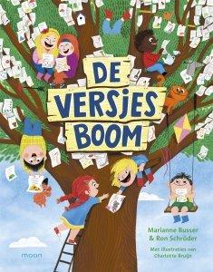 Gebonden: De versjesboom - Marianne Busser en Ron Schröder