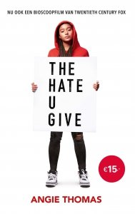 Paperback: The Hate U Give - Angie Thomas