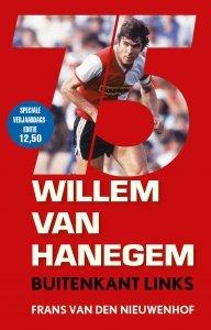 Paperback: Willem van Hanegem - Frans van den Nieuwenhof