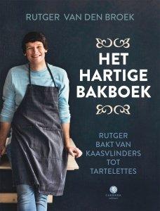 Gebonden: Het hartige bakboek - Rutger van den Broek