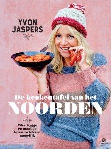 Gebonden: De keukentafel van het Noorden - Yvon Jaspers