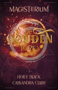 Paperback: Magisterium boek 5 - De Gouden Toren - Holly Black & Cassandra Clare