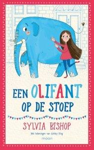 Paperback: Een olifant op de stoep - Sylvia Bishop