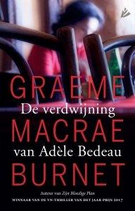 Paperback: De verdwijning van Adèle Bedeau - Graeme Macrae Burnet