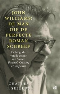 Paperback: John Williams: de man die de perfecte roman schreef - Charles J. Shields
