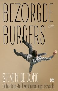 Paperback: Bezorgde burgers - Steven de Jong