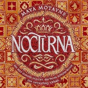 Audio download: Nocturna - Maya Motayne