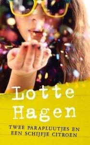 Paperback: Twee parapluutjes en een schijfje citroen - Lotte Hagen