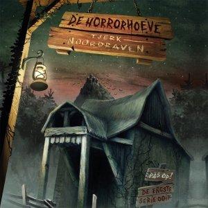 Audio download: De horrorhoeve - Tjerk Noordraven