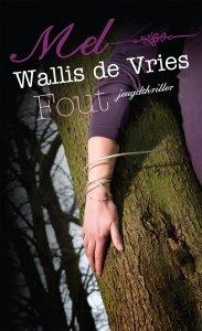 Paperback: Fout - Mel Wallis de Vries