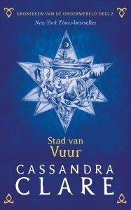 Paperback: Kronieken van de Onderwereld: Deel 2 Stad van vuur - Cassandra Clare