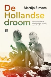 Paperback: De Hollandse droom - Martijn Simons