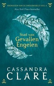 Paperback: Kronieken van de Onderwereld: Deel 4 Stad van Gevallen Engelen - Cassandra Clare