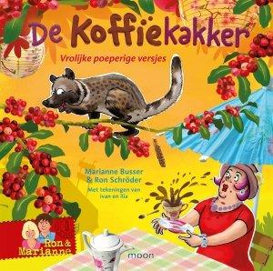Gebonden: De koffiekakker - Marianne Busser & Ron Schröder