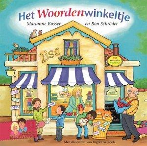 Digitale download: Het woordenwinkeltje - Marianne Busser & Ron Schröder
