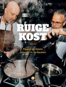 Gebonden: Ruige kost - Paskal Jakobsen & Edwin Vinke