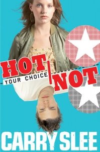 Paperback: Your choice: Hot or not - Carry Slee