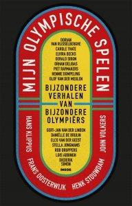 Paperback: Mijn Olympische Spelen - John Volkers; Frans Oosterwijk; Hans Klippus; Henk Stouwdam