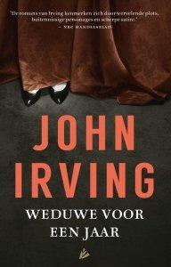 Paperback: Weduwe voor een jaar - John Irving