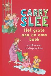 Paperback: Het grote opa en oma boek - Carry Slee