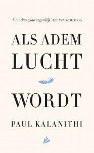 Paperback: Als adem lucht wordt - Paul Kalanithi