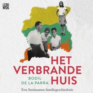Audio download: Het verbrande huis - Bodil de la Parra
