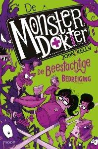 Gebonden: De Monsterdokter 2 - John Kelly