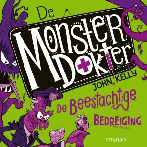 Audio download: De Monsterdokter 2 - John Kelly