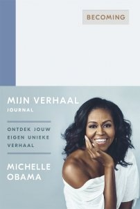 Gebonden: Mijn verhaal journal - Michelle Obama