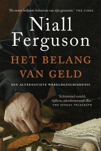 Paperback: Het belang van geld - Niall Ferguson