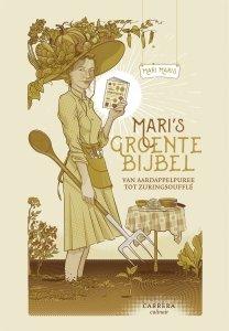 Digitale download: Mari's groentebijbel - Mari Maris