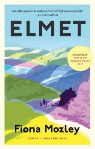 Paperback: Elmet - Fiona Mozley