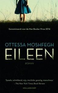 Paperback: Eileen - Ottessa Moshfegh